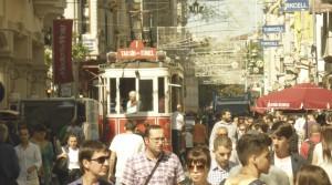 Istiklal Caddesi, immersion dans un autre monde