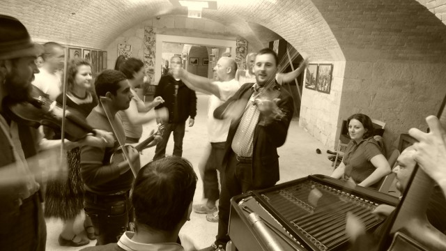 Cymbalum et autres tziganeries