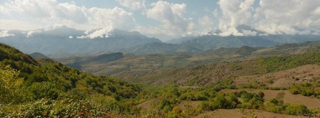 Le magnifique tréfond du fin fond de l'Arménie.