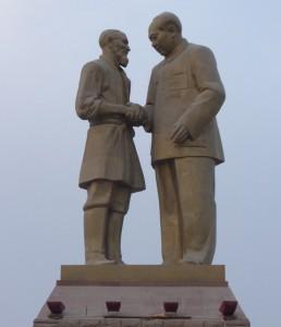 Coopération sino-ouïgoure dans le sud du Xinjiang